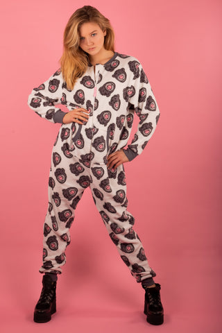 Disney's Jungle Book Baloo Primark Adult Onesie