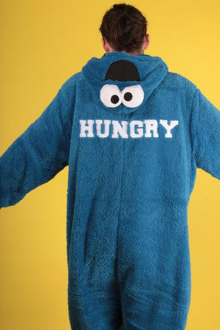 Primark Mens Cookie Monster Onesie