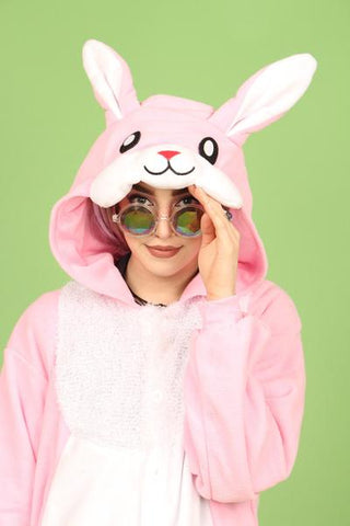 PREMIUM POPPET THE BUNNY RABBIT ONESIE