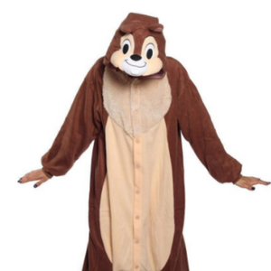 Premium Chip Adult onesie
