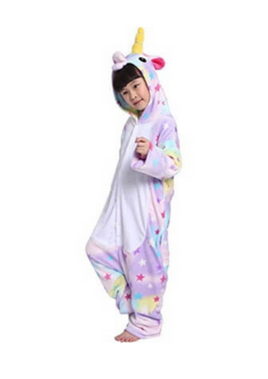 Star Unicorn Kids Onesie  | Onesieful