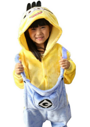 Minion Kids Onesie | Onesieful
