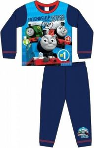 Thomas And Friends Official Kids Pyjamas