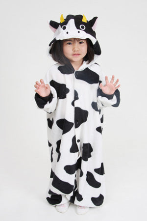 Max The Milk Cow Kids Onesie | Onesieful