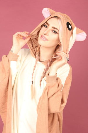 The Amazing Flying Squirrel Onesie | Onesieful