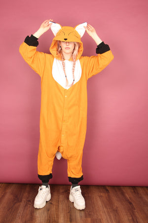 Fox Onesie | Onesieful