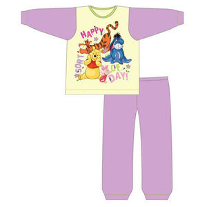 Winnie The Pooh Happy Day Official Kids Pyjamas