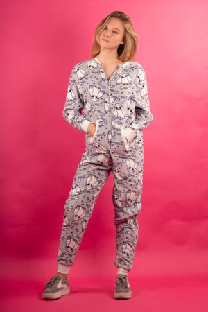 Harry Potter Hedwig Hoodless Adult Onesie | Primark