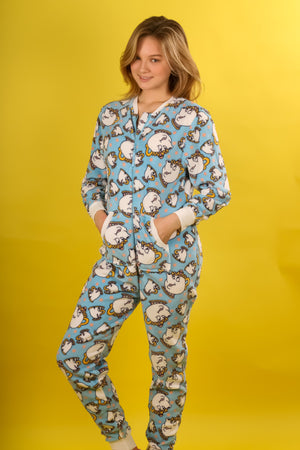 Disney's Beauty and the Beast Hoodless Adult Primark Onesie | Primark