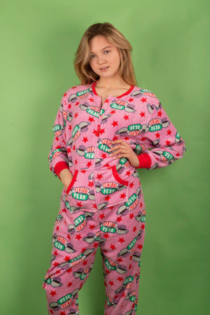 'Friends' Hoodless Adult Primark Onesie | Primark
