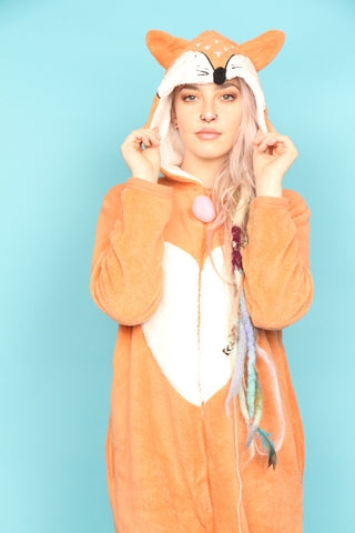 What Does the Fox Say? Onesie | Onesieful