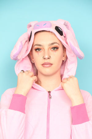 Angel Stitch Hoodie | Onesieful