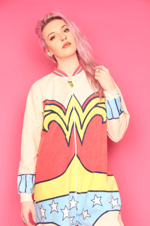Wonder Woman Onesie | Primark