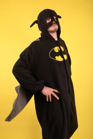 Premium Batman Adult Onesie | Onesieful