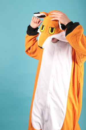 The Fantastic Mr. Fox Premium Adult Onesie | Onesieful