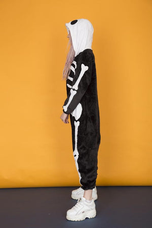 Skeleton Onesie | Onesieful