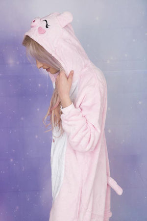 Portia The Pink Pig Onesie | Onesieful