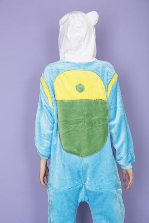 Adventure Time's Finn Onesie | Onesieful