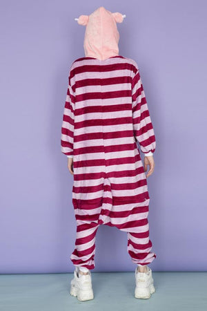 Alice in Wonderland's Cheshire Cat Onesie | Onesieful