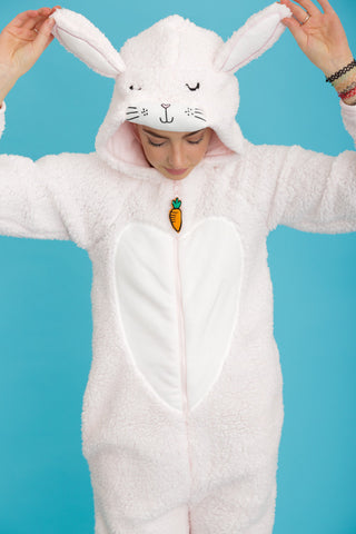 Bella the Pink Bunny Rabbit Onesie | Primark
