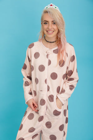 Pink Polka Dot Princess Piece | Primark