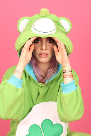 Good Luck Care Bear Onesie | Onesieful