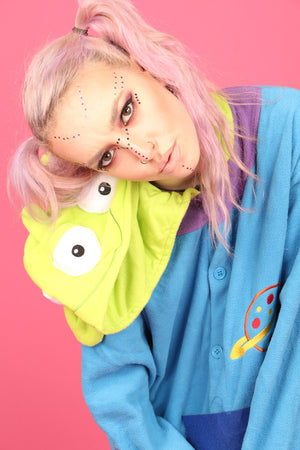 Toy Story Alien Onesie | Onesieful