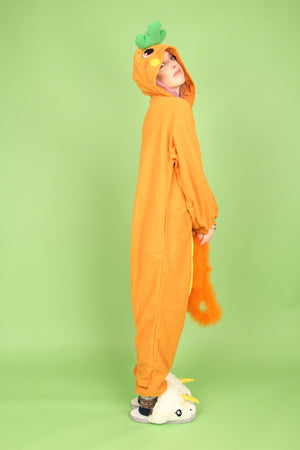 Aldi's Kevin The Carrot Onesie | Onesieful