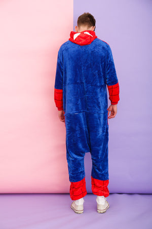 Adult Spiderman Onesie | Onesieful