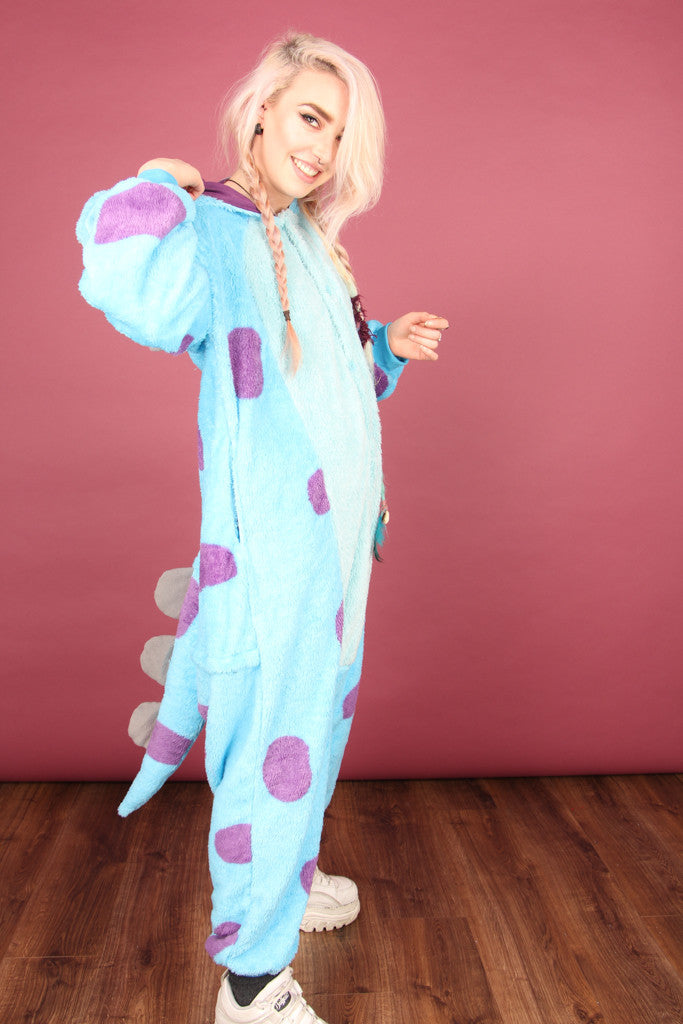 Premium Monster S Inc Sully Onesie Onesieful