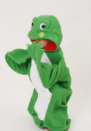 Cute Froggy Kids Onesie | Onesieful