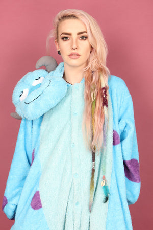 Monsters Inc's Sully Onesie | Onesieful