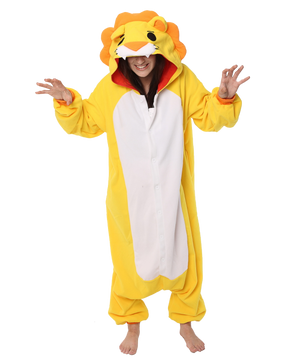 Leo the Lion Onesie | Onesieful
