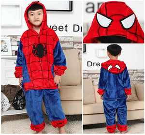 Kids Spiderman Onesie | Onesieful