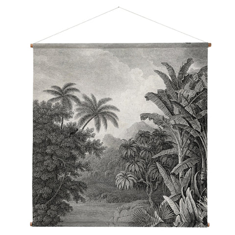 Large Jungle Wall Chart