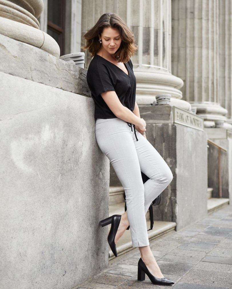 5 Styles That Will Work Perfectly with Your Slimming Pants