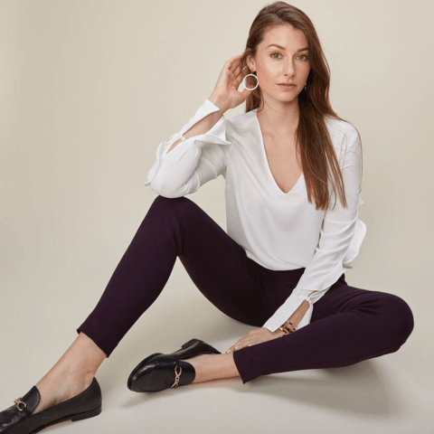 Slim Fit Pants or Legging: 2 Key Points to Make Your Choice