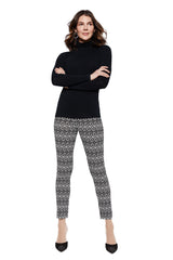 Marlie Tribal Slimming Pants