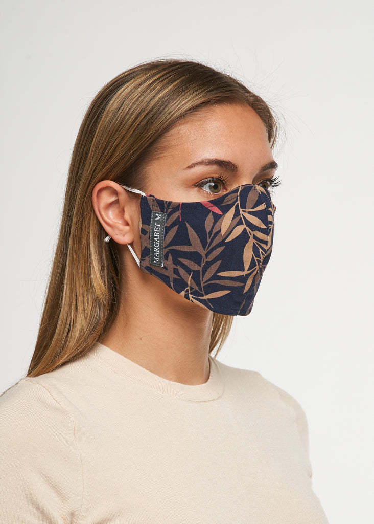 Face Mask in Leaf