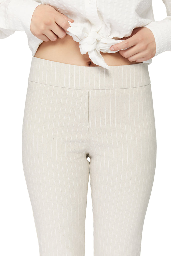 Tracey Linen Slimming Pant