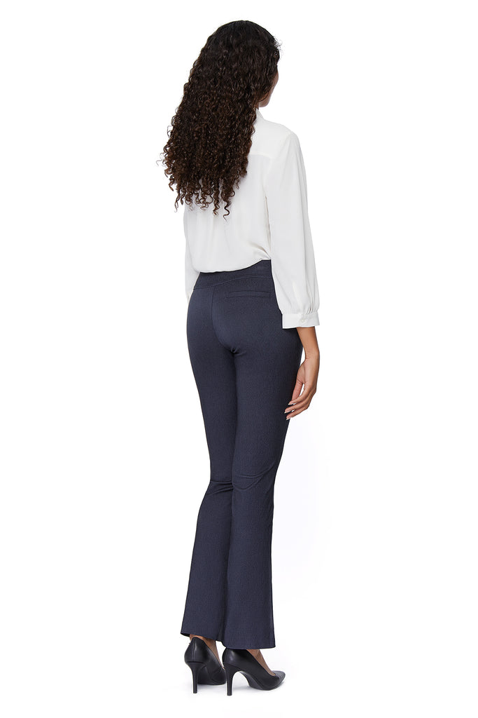 Donna Bootcut Denim Slimming Pant