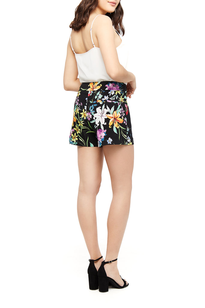 Lily Multi Tropical Short
