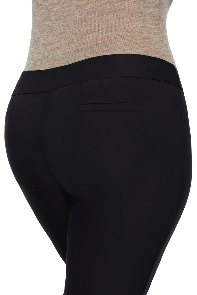 Marlie Slimming Pant in Black
