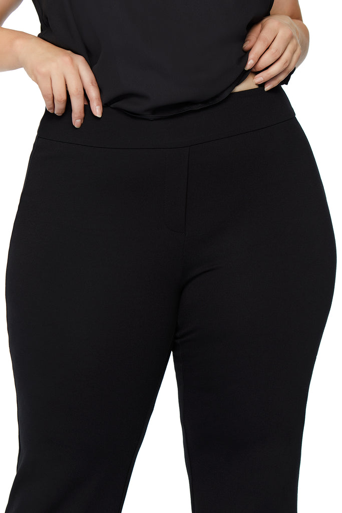 Amy Ponte Pant in Black