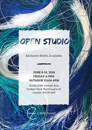 SUMMER OPEN STUDIO 2018