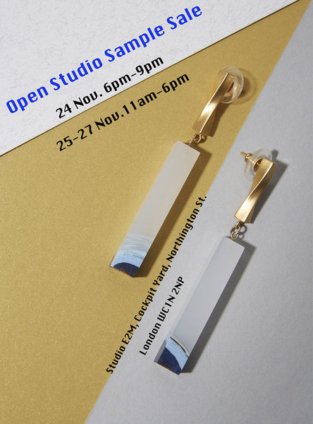 In time for Xmas: Open Studio Sample Sale