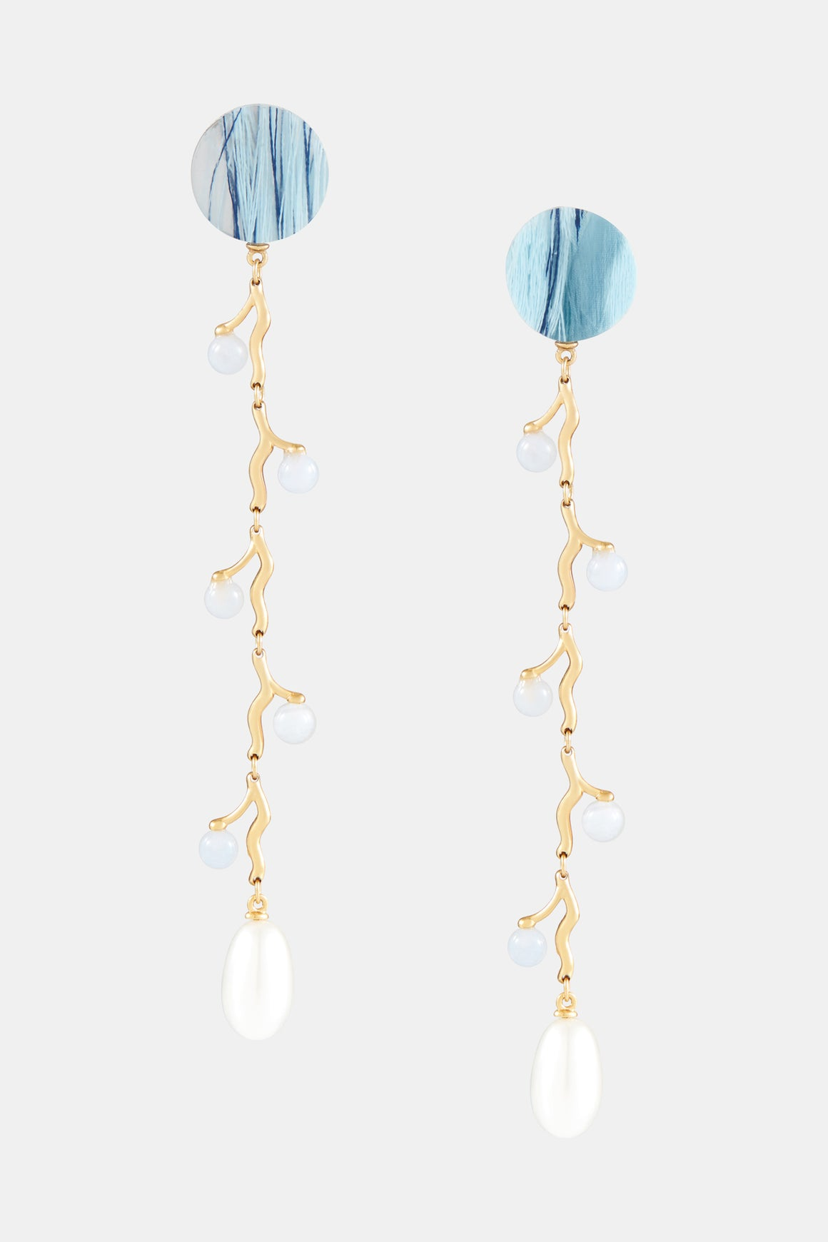 Klint Pendant Earrings Danau
