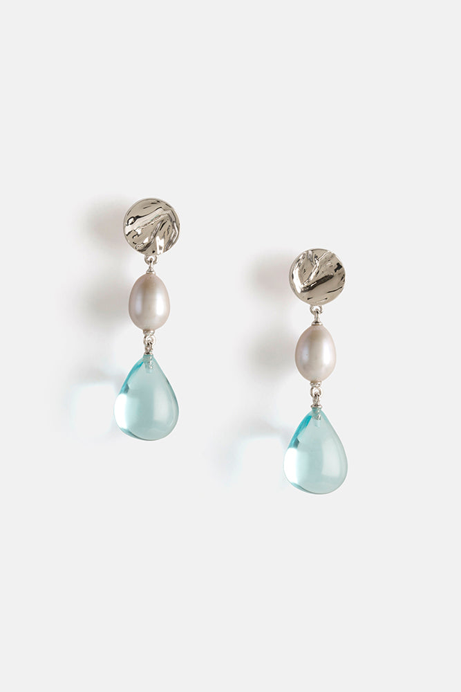 Barie Pearl Earrings
