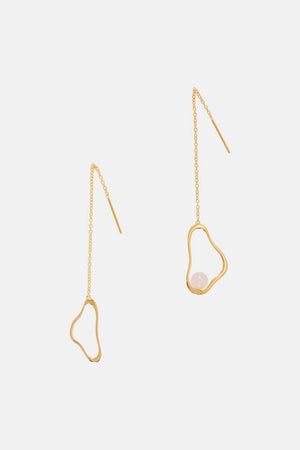 Plink Hollow Earrings