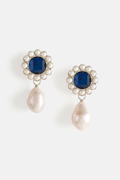Primula Pearl Earrings